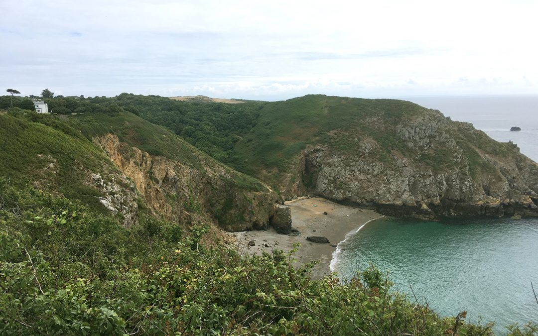 Short hikes on the Isle of Sark