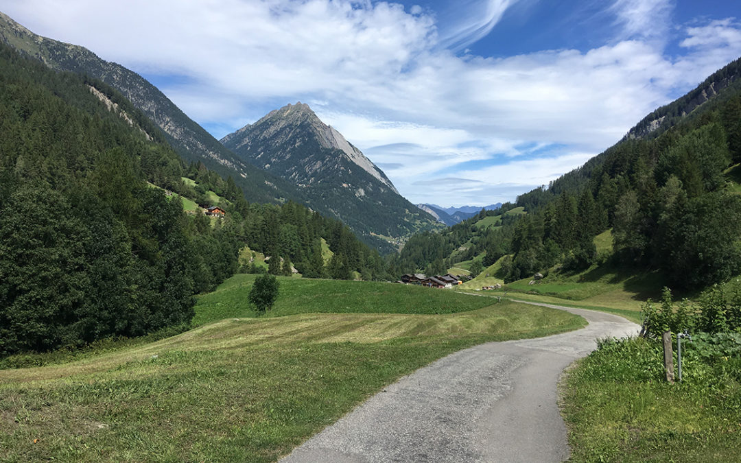 TMB day 6: the Swiss Val Ferret