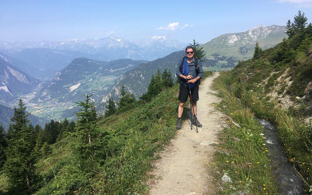 Haute Route 2: Cabane du Mont Fort