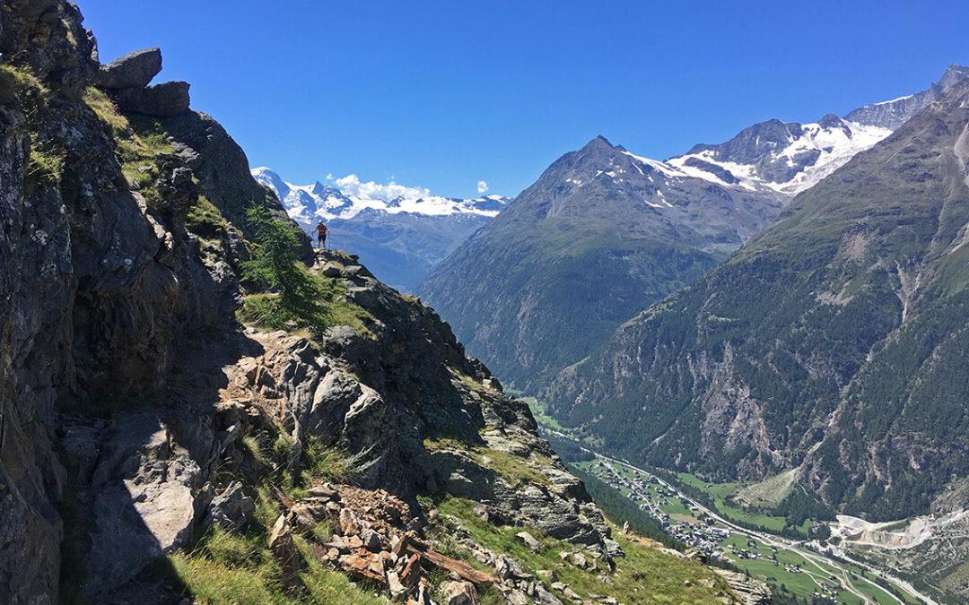 Haute Route 9: Europahütte