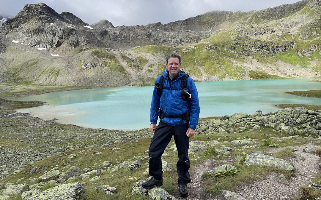 Kesch-Bergell Trek part 1: Vereina