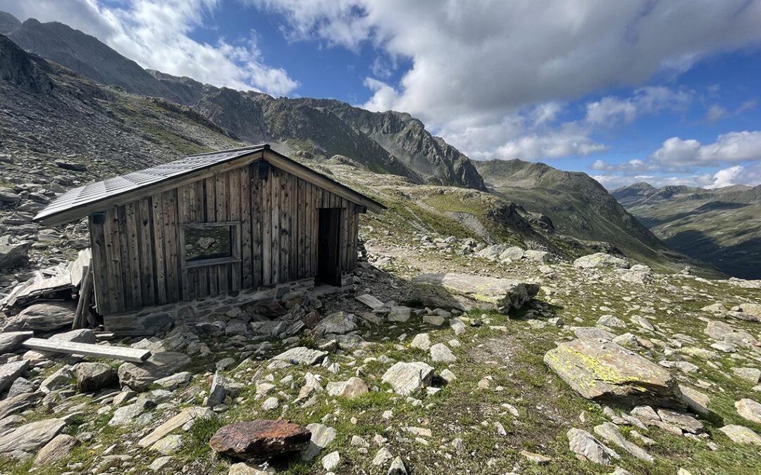 Kesch-Bergell Trek part 2: Kesch Trek